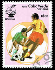 Scott # 448 - 1982 - ' 1982 World Cup Soccer Championships, Spain '