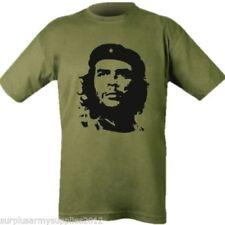 Magliette da uomo verde grafici Gildan