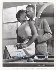 EARTHA KITT SIGNED 8x10 PHOTO - UACC & AFTAL RD AUTOGRAPH