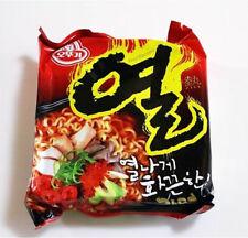 1Pack Korean OTtoGi Instant Noodle Hot Spicy Flavor Yeol Ramyun Ramen Mukbang