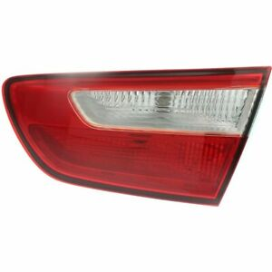 FITS FOR KIA RIO 2012-2017 RIGHT PASSENGER INNER TAILLIGHT TAIL LIGHT LAMP TRUNK