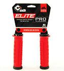 ODI Elite Pro Lock-On Mountain Bike Grips Red/Black
