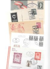 AUSTRIA-Stamps/Stamp Collecting, etc, 9 different cards