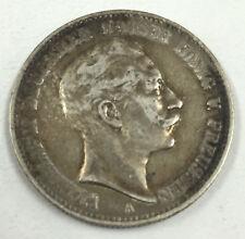 1898 A Zwei Mark, 2 Mark German Silver Coin