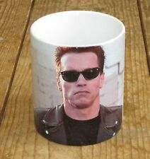 The Terminator Arnold Schwarzenegger Film Scene MUG
