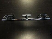 1964-67 PONTIAC GTO REAR QUARTER PANEL EMBLEM #9775668
