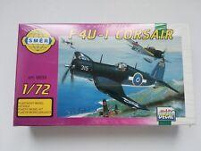 Chance Vought F4u-1 Corsair Smer 1/72 Model Kit Vintage modellismo Rep. Ceca