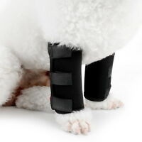 Dog Canine Front Leg Brace Paw Compression Wraps With Protect Wounds Brace HC