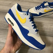 NIKE AIR MAX 1 BLUE/SAIL SIZE UK7.5/US8.5/CM26.5/EUR42 AH8145-108