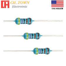 100pcs 4.7k ohm resistor Metal Film Resistors 1% Tolerance