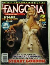 FANGORIA Giant HALLOWEEN Issue # 317 BARBARA CRAMPTON Special 100 Pages HORROR
