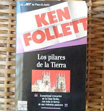 Los pilares de la Tierra / Ken Follett/Plaza y Janes 1994