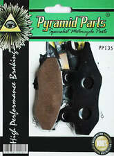 Front brake pads for Yamaha DT200 WR (3XP) 92-93