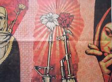 """Affiche Originale """" Supply & Demand """"  Shepard Fairey / Obey Giant , U.S.A."""