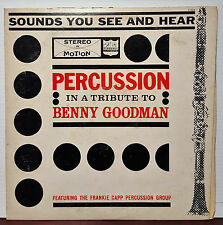 "Percussion in a Tribute to Benny Goodman Kimberly 12"" 33 RPM LP (EX)"