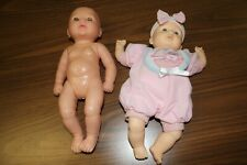 "2 Baby Dolls Geoffrey Inc & 1 More Both 13""Maybe Vintage"