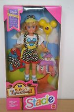 1993 esclusiva DISNEY MICKEY'S Toontown Stacie-Littlest sorella di Barbie