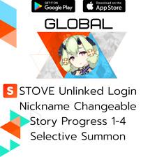 [Global] Alencia | Epic Seven Epic 7 Name Change Starter Account