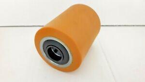Rolle 85x110mm Polyurethan Rad 85x110mm Lastrolle passend für Jungheinrich