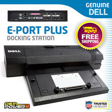 Dell E-Port Plus Dock Station Replicator PR02X Precision M4400 M4600 M6400 M6600