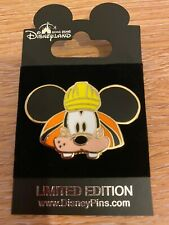Goofy half head Disney Pin Limited Edition 300