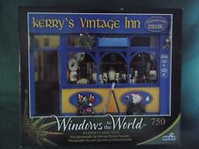 """""""Windows to the World"""" Kerry's Vintage Inn 750 pc. Excellent Condition"""