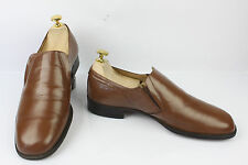 Mocassin all Brown Leather T 43 Be