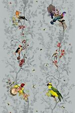 "timorous beasties birds and bees 30 x 20"" WALL ART"
