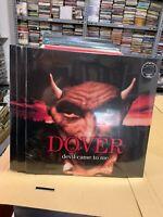 Dover LP Devil Came Zu Me Red Vinyl Versiegelt 2021 Remastered