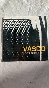 RARO Vasco Rossi Senza Parole Cd Singolo Promo/ Dimostrativo