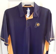 Indiana Pacers Dry-Fit Polo Shirt, NBA Store Size XL