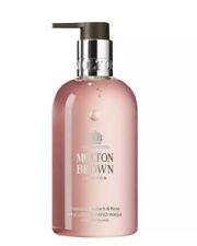 Molton Brown Delicious Rhubarb & Rose Fine Liquid Hand Wash, 300ml New