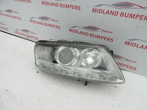 AUDI A6 S6 2008-2011 OFFSIDE RIGHT DRL LED XENON HEADLIGHT- GENUINE