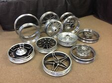 Assorted Rims off Harley Davidson motorcycles (SOLD INDIVIDUALLY)