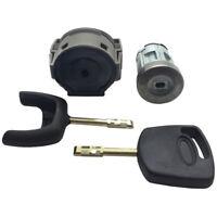 Ignition Switch + 2 Keys Fits Ford Fiesta (Mk5) 1.25