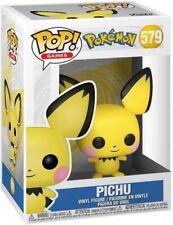 Funko - POP Games: Pokemon S2- Pichu Brand New In Box