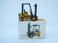 Steinbock Boss Fork Lift Heftruck van NZG 296 Germany 1:25 DEALER BOX