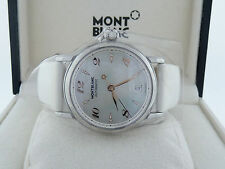 NEW Montblanc Star Lady Mother of Pearl Automatic Women's Watch 107119