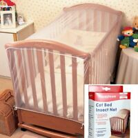 Blocking Mosquitoes Wasps Flies Insects Mesh Net for Baby Cot Infant Crib Guard