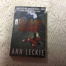 Ann Leckie Ancillary Sword SciFi Paperback
