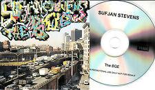 SUFJAN STEVENS The BQE 2009 UK 13-trk promo test CD