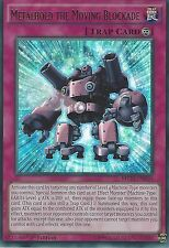 YU-GI-OH ULTRA RARE: METALHOLD THE MOVING BLOCKADE - MVP1-EN030 - 1st EDITION
