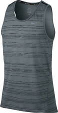 724805-065 New with tag Nike men cool tailwind striped running tank  Shirt $45