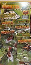 National Geographic Echte Insekten + Schaukasten zum Auswählen Nr.2 bis Nr.85