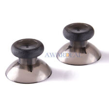 Clear Black Thumbsticks Joysticks Analogue Sticks Parts For Xbox one Controller