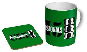 CI5 The Professionals - Coffee / Tea Mug And Coaster Gift Set