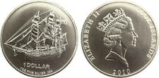 Cook Island 2010 Bounty 1 Unze Silber 999