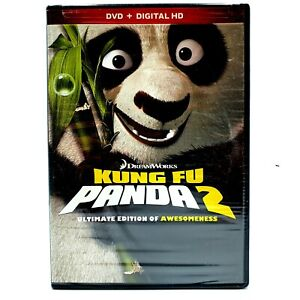 Kung Fu Panda 2 (DVD, Region 1, 2011) Ultimate Edition Brand New and Sealed
