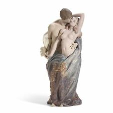 Lladro Passionate Lovers Couple Figurine. Limited Edition 01011914