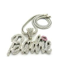 New Nicki Barbie Chain Necklace Set.
